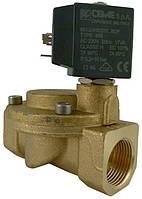 Штоковый электромагнитный клапан CEME 1/8 NBR 220В нормально закрытый