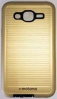Пластиковая рельефная Soft Touch накладка Motomo на iphone