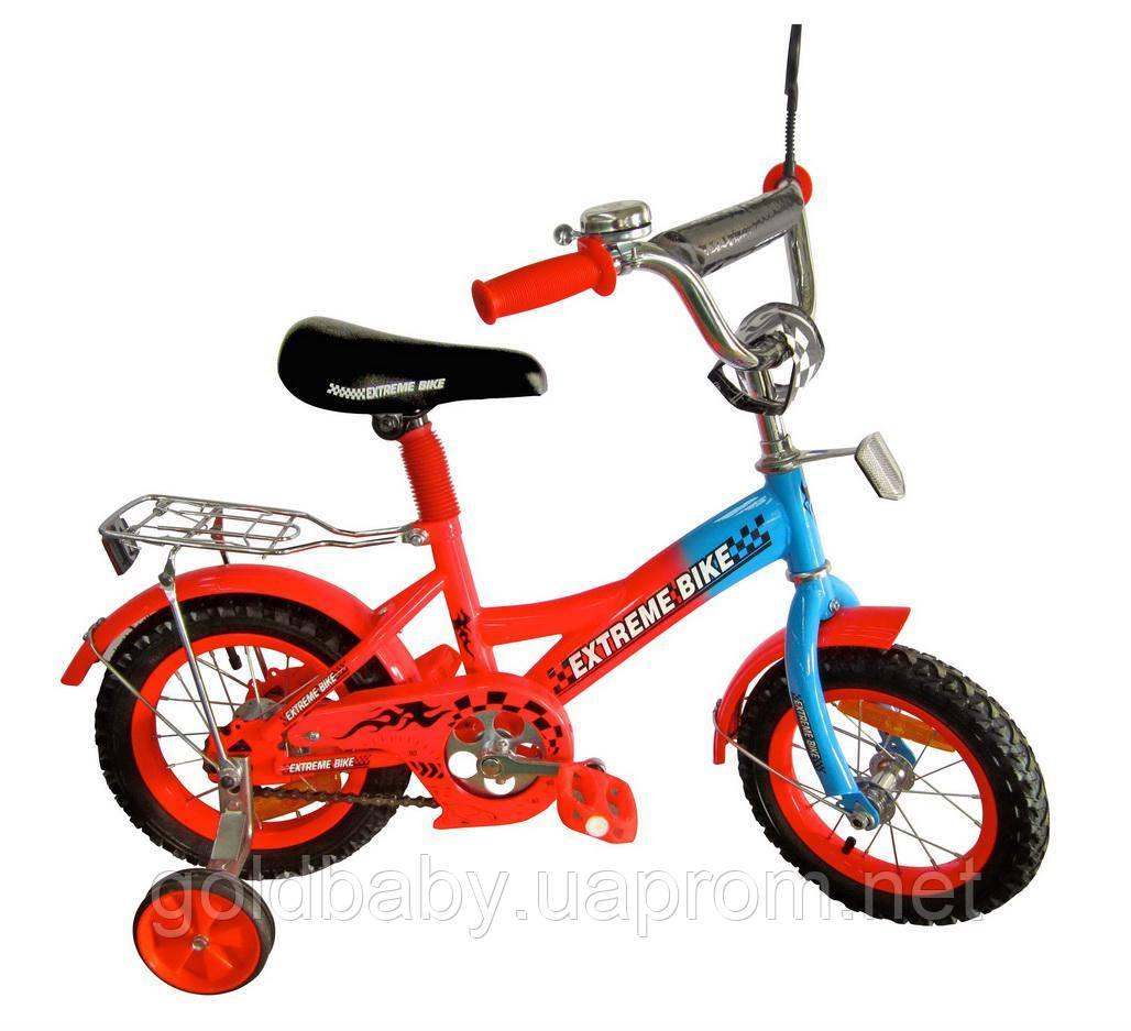 Детский велосипед 12 дюймов Экстрим байк 171234    , цена 1 302 грн ... 06e3de9dbca