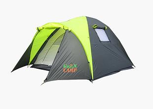 Палатки 3-х местные Green Camp