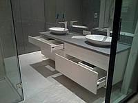 Мебель для ванных комнат под заказ