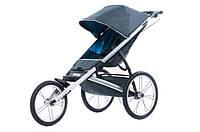 Детская коляска Thule Glide1, Dark Shadow, Беговая коляска
