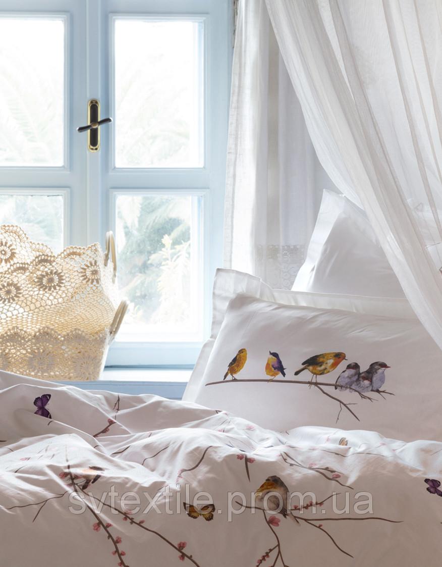 Постельное белье Karaca Home Sunny евро размера