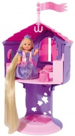 Кукольный Домик Еви  Рапунцель в Башне Evi Simba 5731268