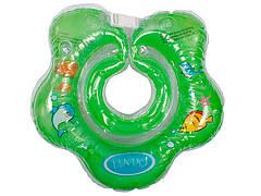 Круг для купания Lindo зеленый