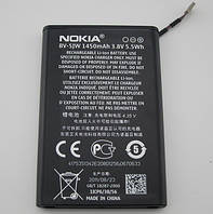 Аккумулятор на телефон Nokia BV-5JW Lumia 800, N9 Original