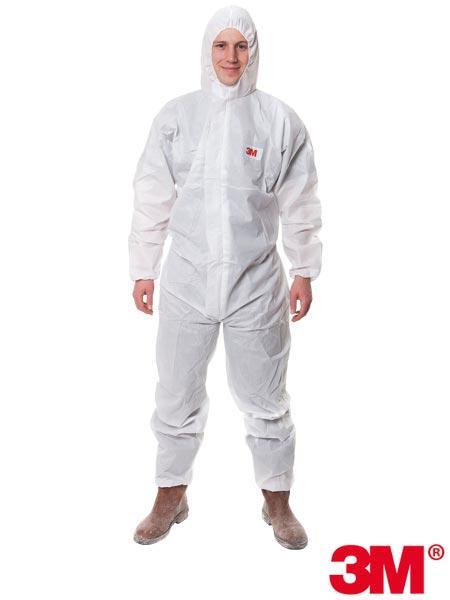 Защитный комбинезон 3M-KOM-4515 W
