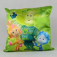 Мягкая игрушка подушка детская Фиксики