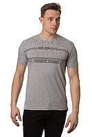 Модная   мужская футболка  с красивым принтом Forever