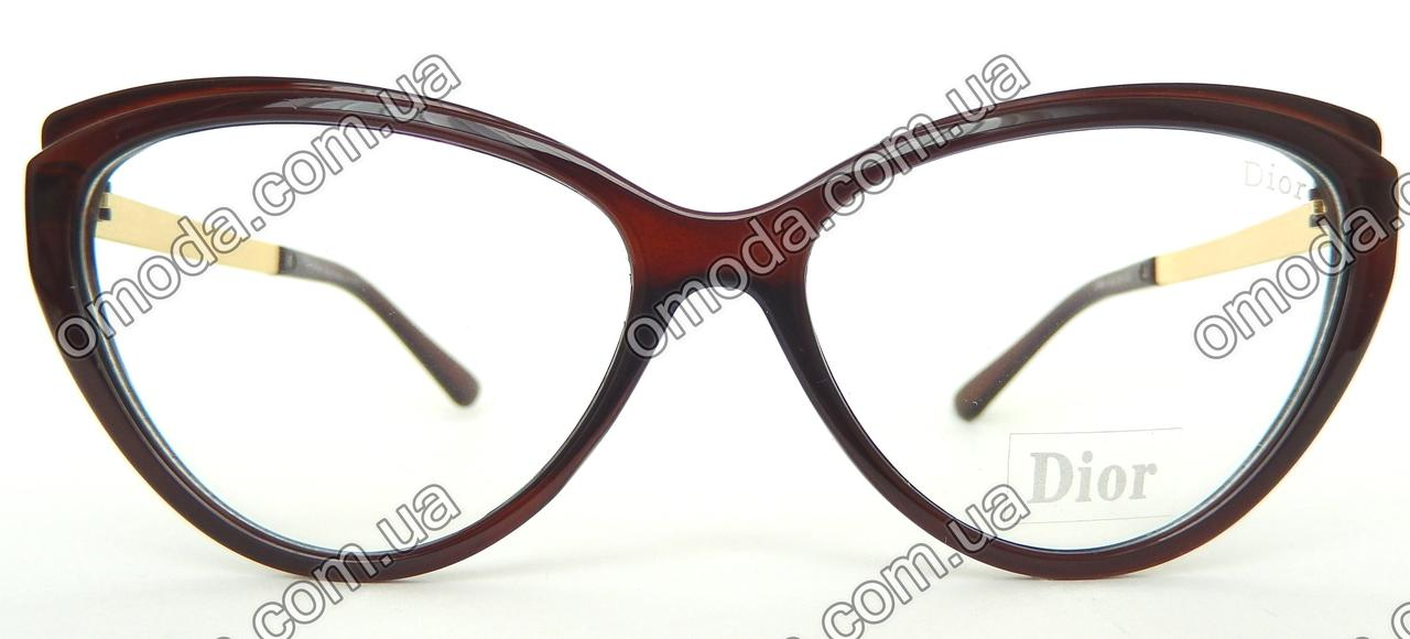 e7aaa8c67834 Женские очки с прозрачными линзами в стиле Dior: продажа, цена в ...