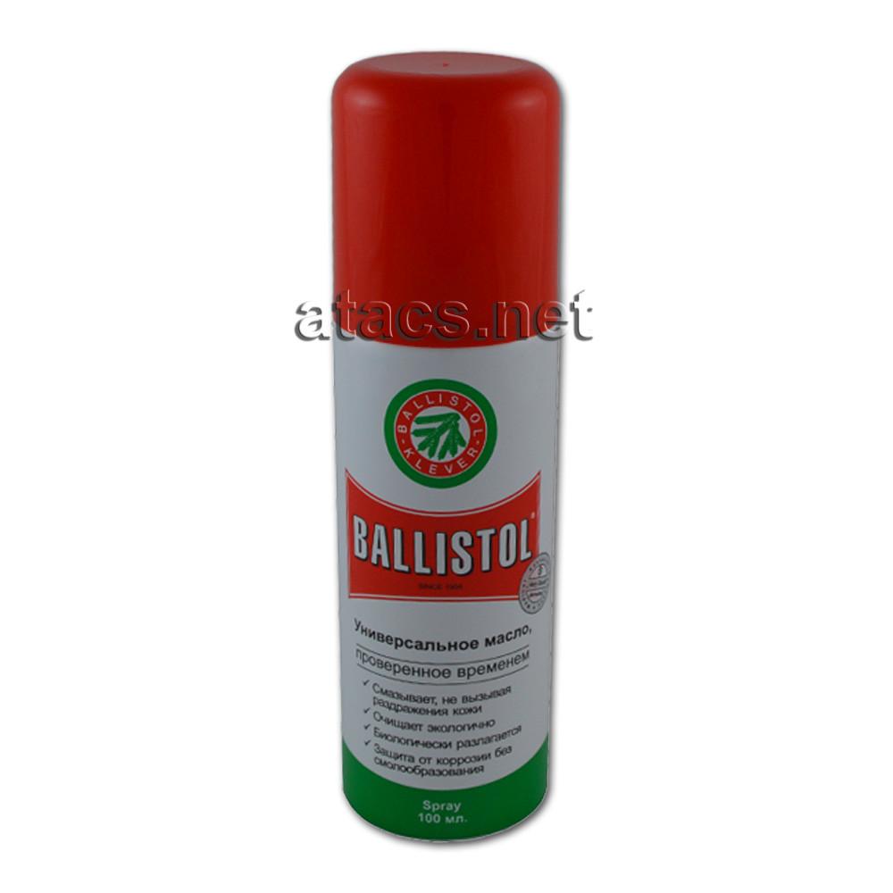 Масло универсальное Ballistol spray, 100 мл
