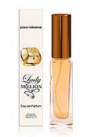 Женский парфюм в мини-флаконе Paco Rabanne Lady Million (Пако Рабанн Леди Миллион) ,20 мл