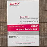 Защитная пленка для Apple iPad mini 1/2/3 Глянцевая