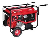 Генератор 5,0 кВт 230 В 21,7 А Yato