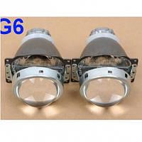 Биксеноновые линзы Infolight G6 без маски