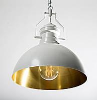 Лампа латунна