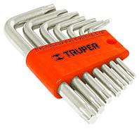 Набор ключей Torx в пластиковой кассете, 7шт. Truper