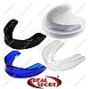 Капа боксерская односторонняя (одночелюстная) BK050005, в футляре (термопластик, цвета в ассортименте)