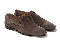 Туфли Etor 11739-7115-3-0205 темно-серые, фото 1