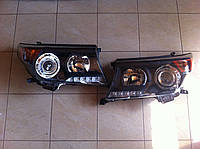 Фары Toyota LC200 Brownstone