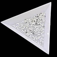 Тарелочка-треугольник для страз (декора)