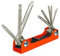 Набор ключей Torx в металлической рукоятке, 8шт. Truper