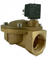 Электромагнитный клапан CEME 1 1/4 NBR 220В нормально открыт
