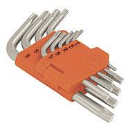 Набор ключей Torx в пластиковой кассете, 9шт Truper