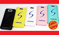 Портативное зарядное Samsung Power Bank 30000 mAh LCD 3xUSB, фото 1