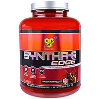 BSN, Syntha-6 Edge, сухая протеиновая смесь, вкус шоколадного молочного коктейля, 4.02 фунта (1.82кг)