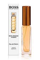 Женский мини-парфюм Hugo Boss Boss Orange Woman (Хьюго Босс Оранж) в стеклянном флаконе, 20 мл