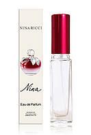 Женский мини-парфюм Nina Ricci Nina (Нина Риччи Нина) в стеклянном флаконе, 20 мл