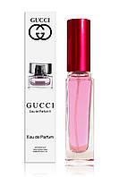 Женский мини-парфюм Gucci Eau De Parfum II (Гучи О Де Парфюм 2) в стеклянном флаконе, 20 мл