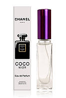 Женский мини-парфюм Chanel Coco Noir (Шанель Коко Ноир) в стеклянном флаконе 20 мл