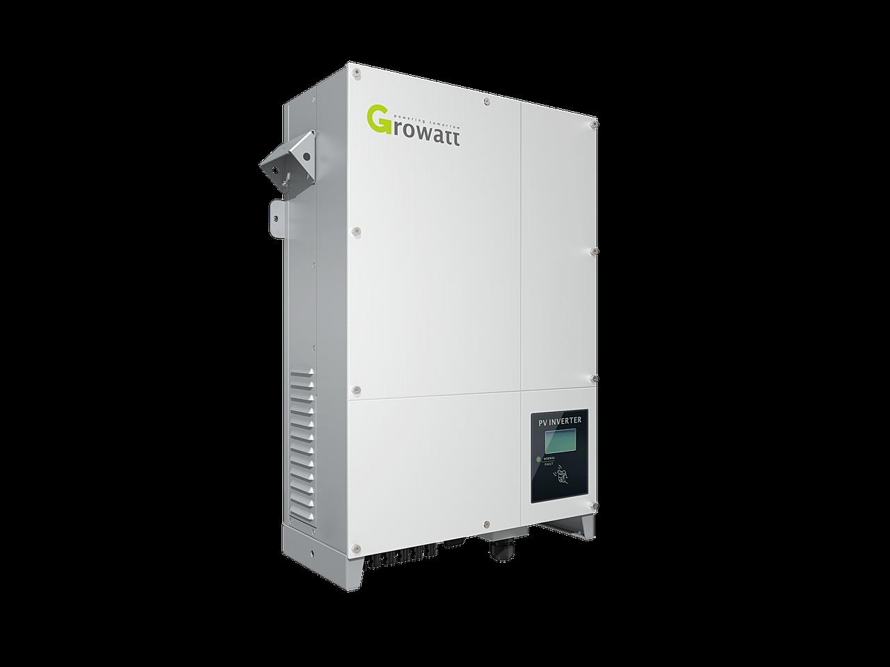 Сетевой инвертор Growatt 18000UE, 18 кВт