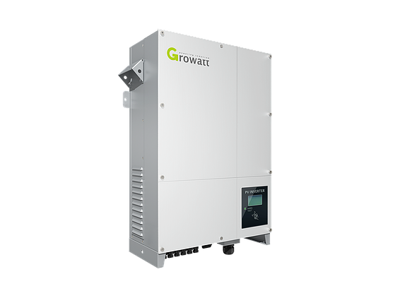 Сетевой инвертор Growatt 12000UE, 12 кВт , фото 2