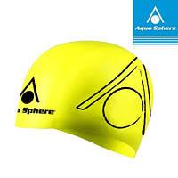 Шапочка для плавання TRI (жовті)