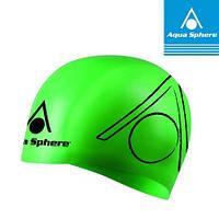 Шапочка для плавання TRI (зелені)