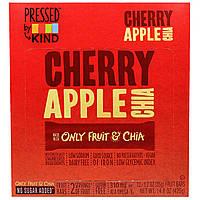 KIND Bars, Pressed by KIND, Cherry Apple Chia Fruit Bars, 12-1.2 oz (35 g)