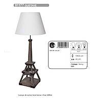 """Настольная лампа с абажуром """"GUSTAVE"""" 106CM"""