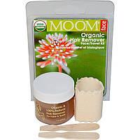 Moom, Органическое средство для удаления волос с лица / Дорожный набор, 1 набор