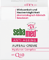Sebamed Tagespflege Anti-Ageing Aufbau-Creme - Антивозрастной восстанавливающий крем для лица, 50 мл