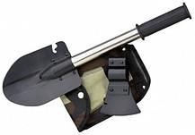 Походный туристический набор 4 в 1 (Лопата, Топор, Пила, Нож) в чехле, фото 3