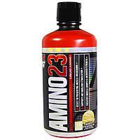 ProSupps, Амино23, жидкие амино, ваниль, 32 жидких унций (946 мл)