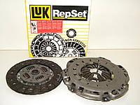 Комплект сцепления на Мерседес Спринтер 906 2.2 CDI(OM 651) 2009-> LuK (Германия) 624340809