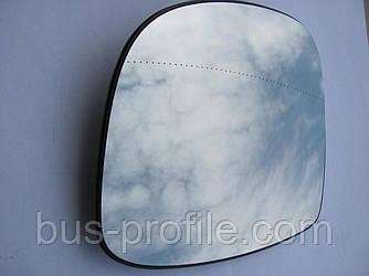 Вставка зеркала заднего вида R (+подогрев) на MB Vito 639 2003-2006 — Autotechteile — ATT8132