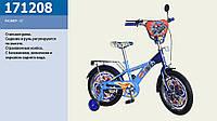 Детский велосипед  12 дюймов Вспыш 171208 ***