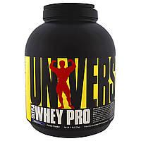 Universal Nutrition, Ultra Whey Pro, белковый порошок, ванильное мороженое, 5 фунтов (2,27 кг)