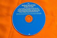 Музыкальный CD диск. RONAN KEATING - Turn it on