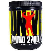 Universal Nutrition, Amino 2700, 120 таблеток